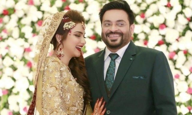 Amir Liaqat and his wife Toba Amir also tested positive for Covid-19.