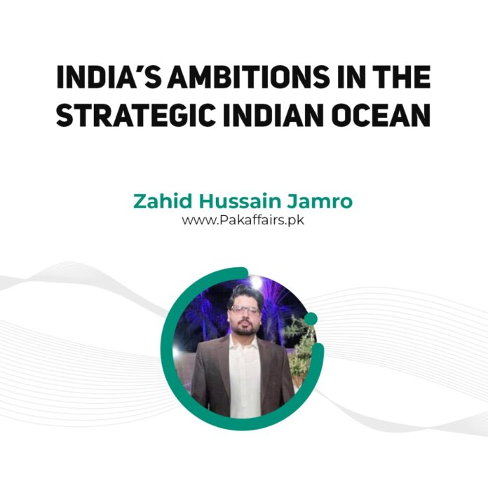 India's ambitions in the Strategic Indian Ocean