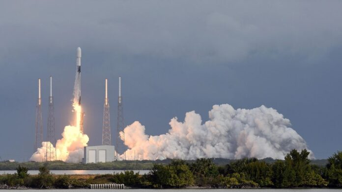 SpaceX sets a new record of sending 143 satellites in a single rocket