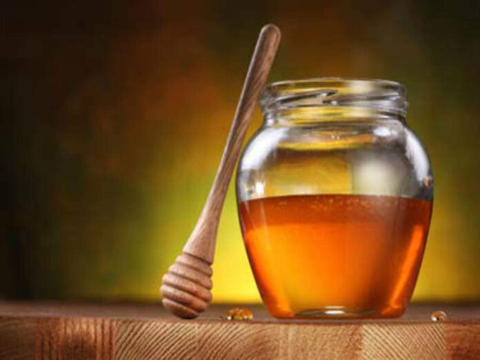 Honey is essential for a healthy life