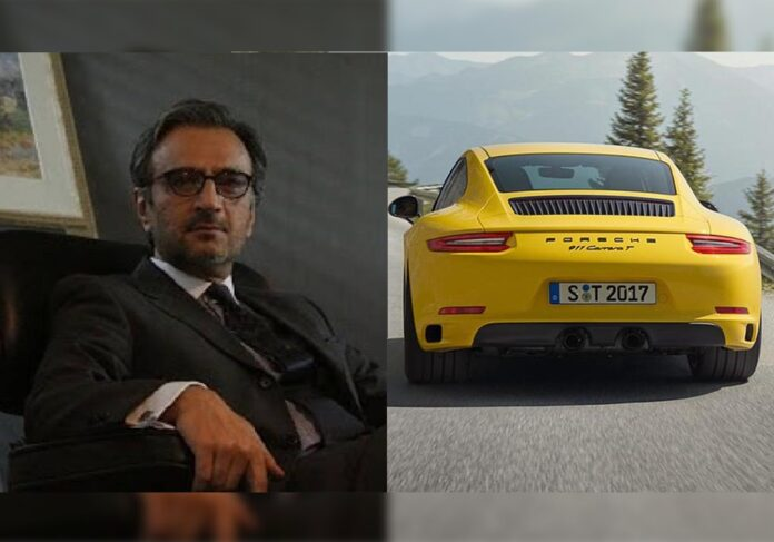 CEO of Porsche Pakistan ran away with nearly a billion rupees