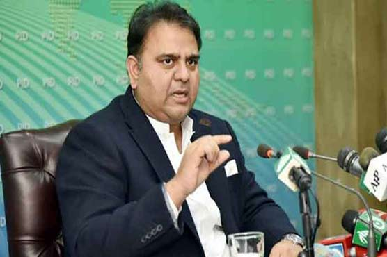 Indian leadership and media are running Joker: Fawad Chaudhry