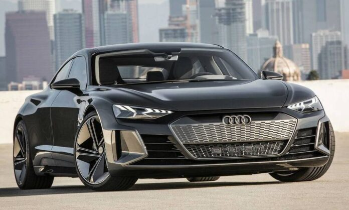Audi introduced its most powerful E-vehicleAudi introduced its most powerful E-vehicle