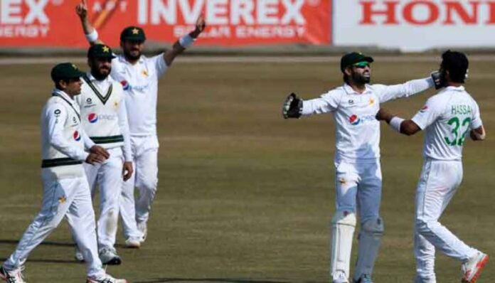 Pakistan clean sweeps South Africa in test series