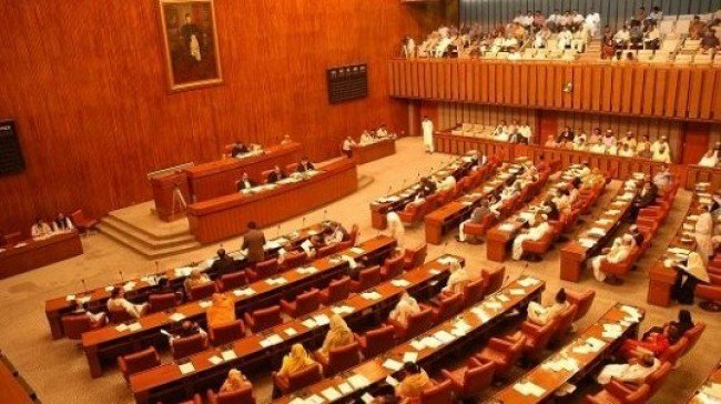 ECP releases schedule for senate polls on March 3