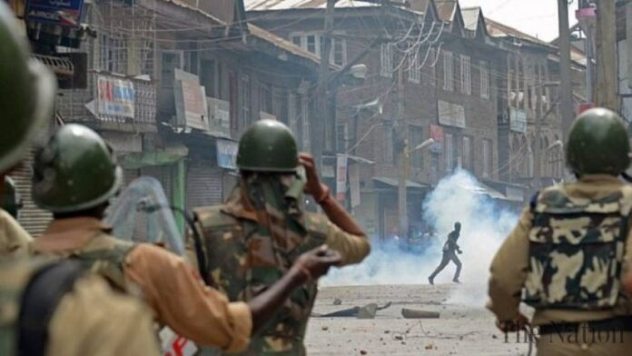 UN expresses concern over the situation in Occupied Kashmir