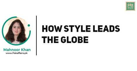 How style leads the globe