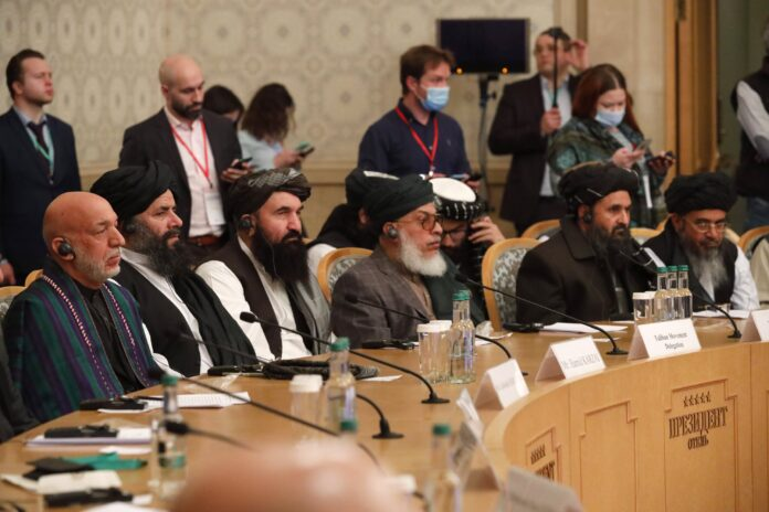 Afghan Taliban demand from the US before attending the Turkish peace conference