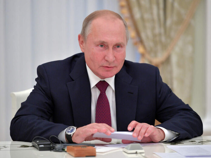 Russia's new law paves the way for Putin to remain president until 2036
