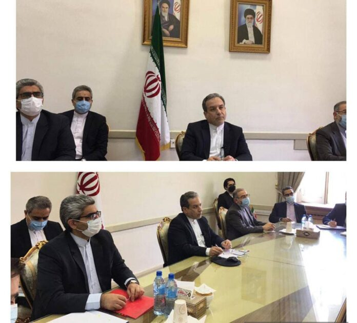 Indirect talks between the US and Iran to save the nuclear deal