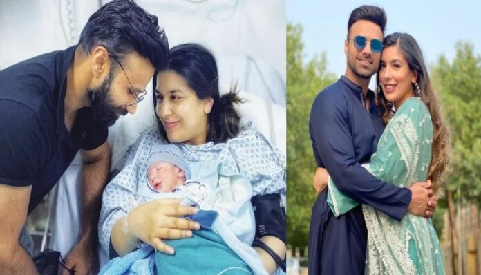 Pakistani YouTuber Rahim Pardesi blessed with a baby boy