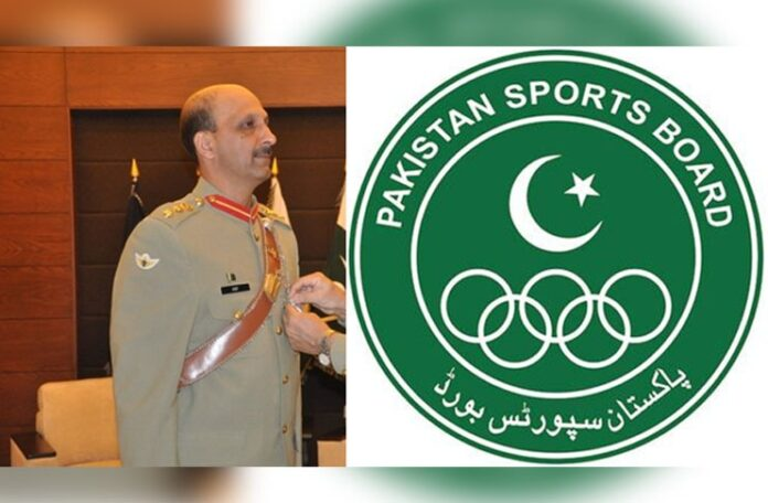 Government appoints Colonel (retd) Asif Zaman as Director-General of Pakistan Sports Board