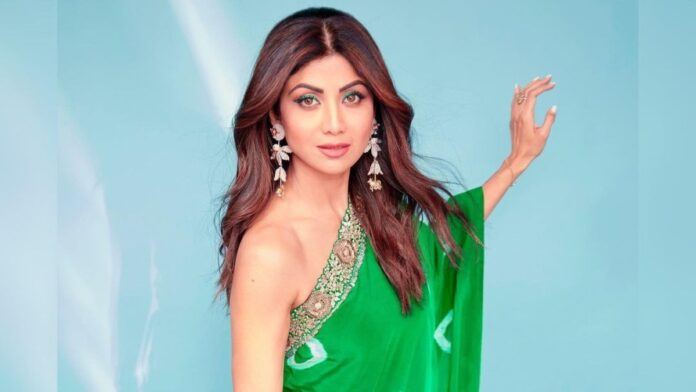 Bollywood actress Shilpa Shetty urges fans to wear the mask on World Health Day