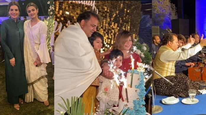 Fawad Chaudhry's Birthday Party Sparks Outrage