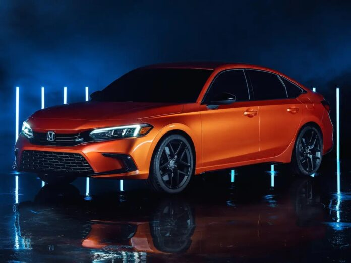 Honda has Officially Launched their 11th Generation 2022 Civic