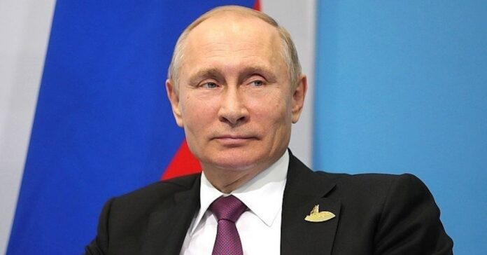 Russian President's stern warning to Western countries