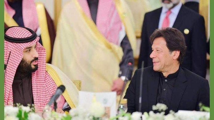Crown Prince MBS wants to visit Pakistan: Saudi Foreign Minister