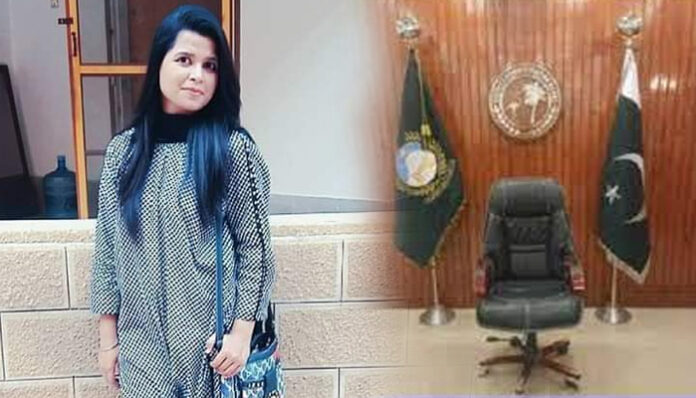 Dr. Sana Ramchand from Sindh becomes first Hindu Girl to pass CSS Exam