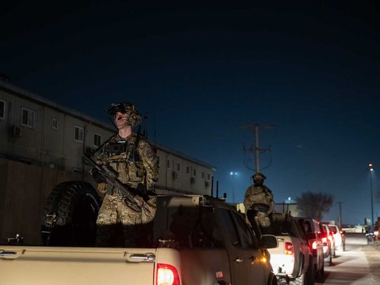 There is no military solution to the Afghan problem - United States