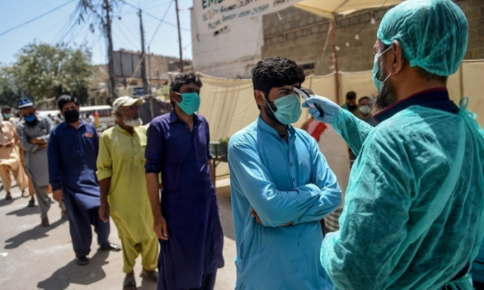 Pakistan reports less than 2,000 Covid cases for the first time after 3 weeks