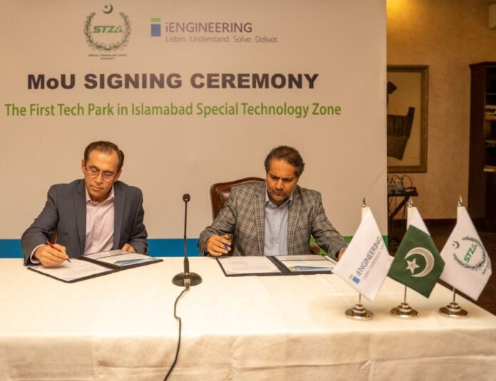 New Technology Park in Islamabad to going Create Thousands of Jobs for Freshers