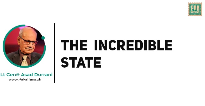 The Incredible State