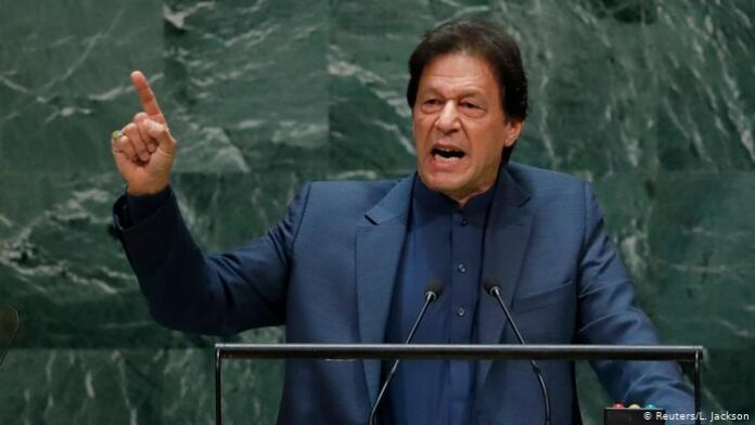 It is unfair to blame Pakistan for the situation in Afghanistan: PM-IK tells Ashraf Ghani