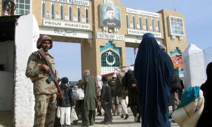 Chaman border temporarily opened for pedestrians