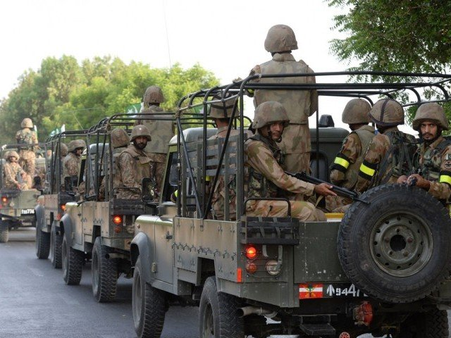 Army officer, soldier martyred in Pasni terrorist attack