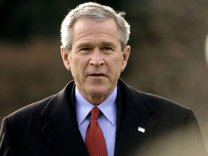 Former US President Bush: Withdrawal is 'Mistake'