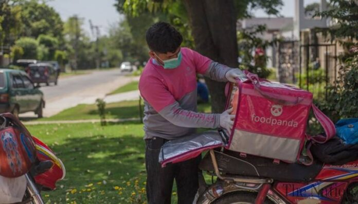 Food panda Delivery Boy Shot in Karachi for Ringing the Doorbell Twice