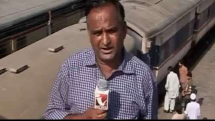 Renowned reporter Chand Nawab sold his popular video for Rs. 10 million