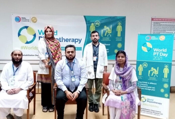 SIH lauds commendable work of physical therapists during Covid19 on world PT day
