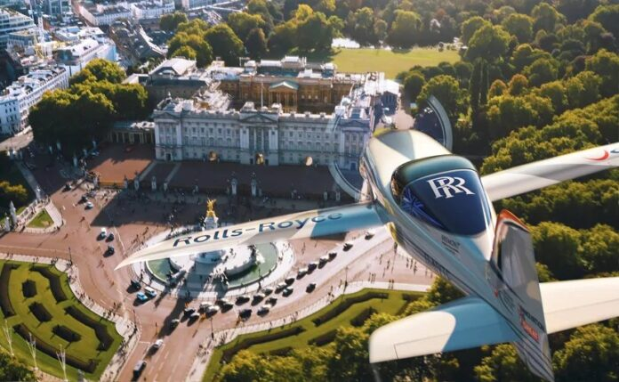 British Automobile Company Rolls Royce Introduce their Electric Plane with Maiden Flight