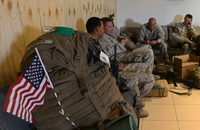 Widespread corruption has been exposed in Afghanistan under US occupation