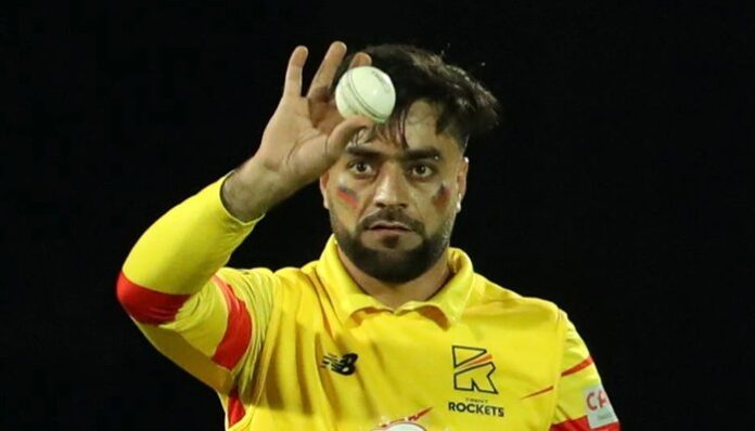 T20 World Cup: ICC shares Rashid Khan's 'ice cold' bowling ahead of tournament